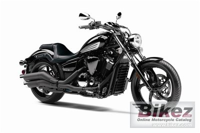 2011 Yamaha Stryker