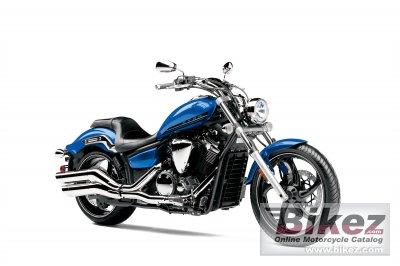 2014 Yamaha Star Stryker