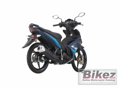 2020 Yamaha 135 LC Super Sport